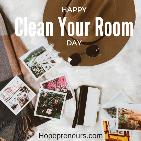 clean room day - may 10