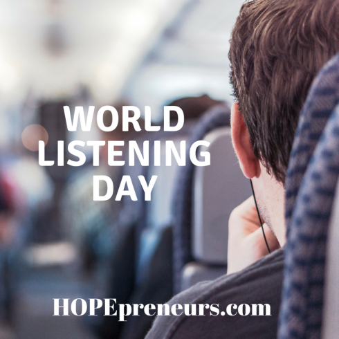 worldlistening day