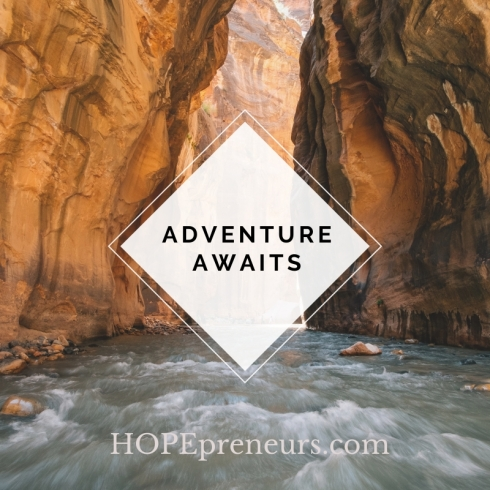Adventure Awaits HP